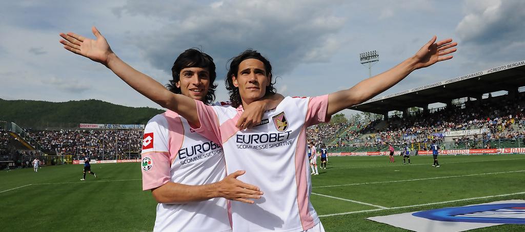 Edinson Cavani Palermo