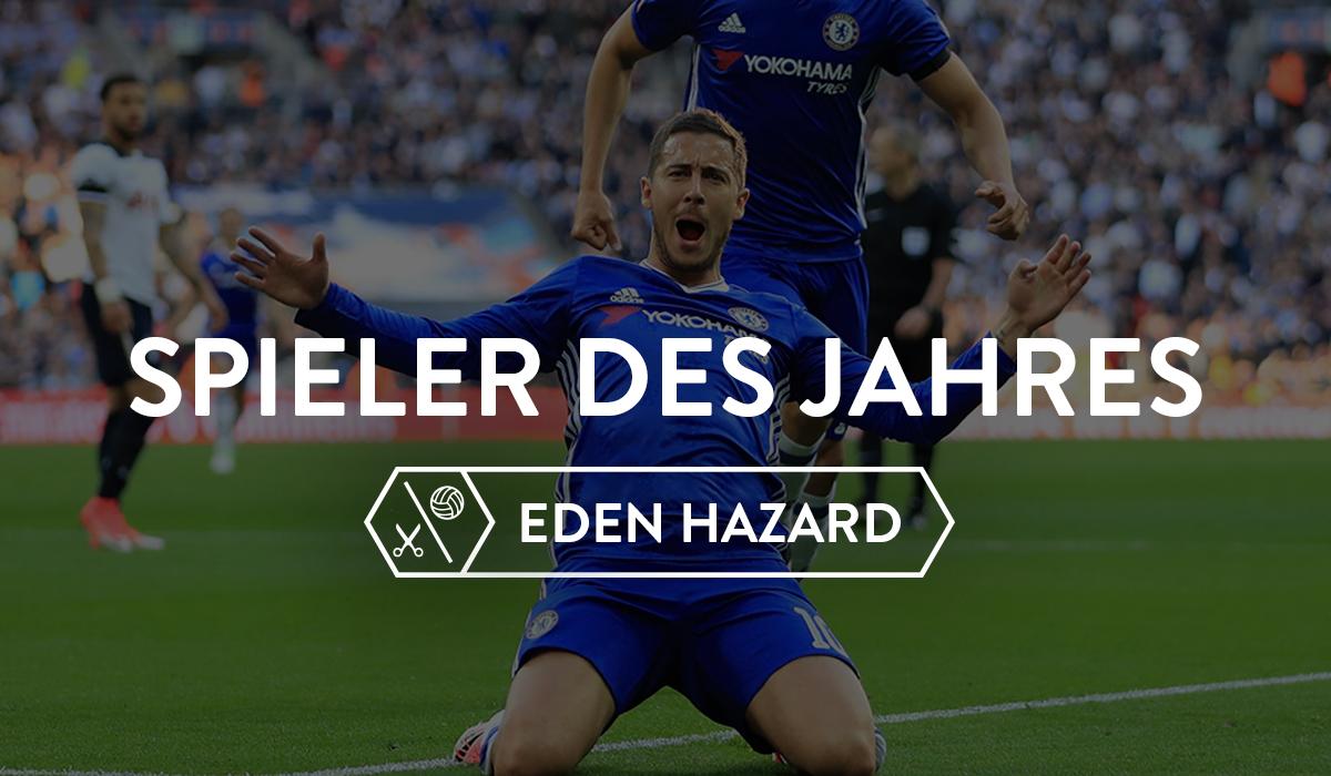 Eden Hazard Blog