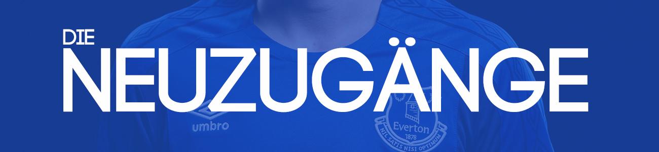 Everton Neuzugänge