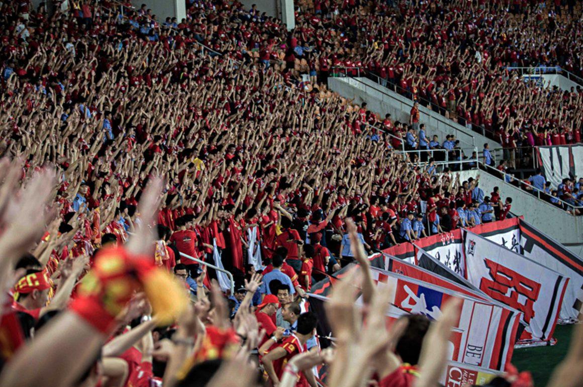 足球 – CHINA, DIE NEUE FUßBALLMACHT