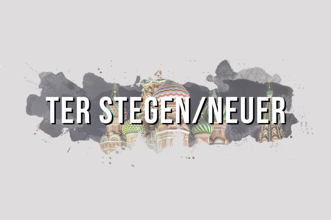 WM 2018: TER STEGEN/NEUER-PARADOXON