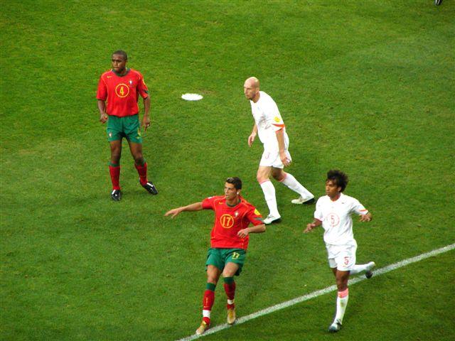 Ronaldo 2004 (Foto: GNU-FDL; mit freundlicher Genehmigung von Austria Aktuell)