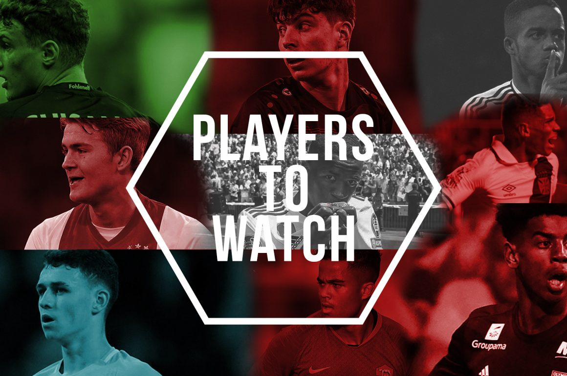 PLAYERS TO WATCH 2018/2019