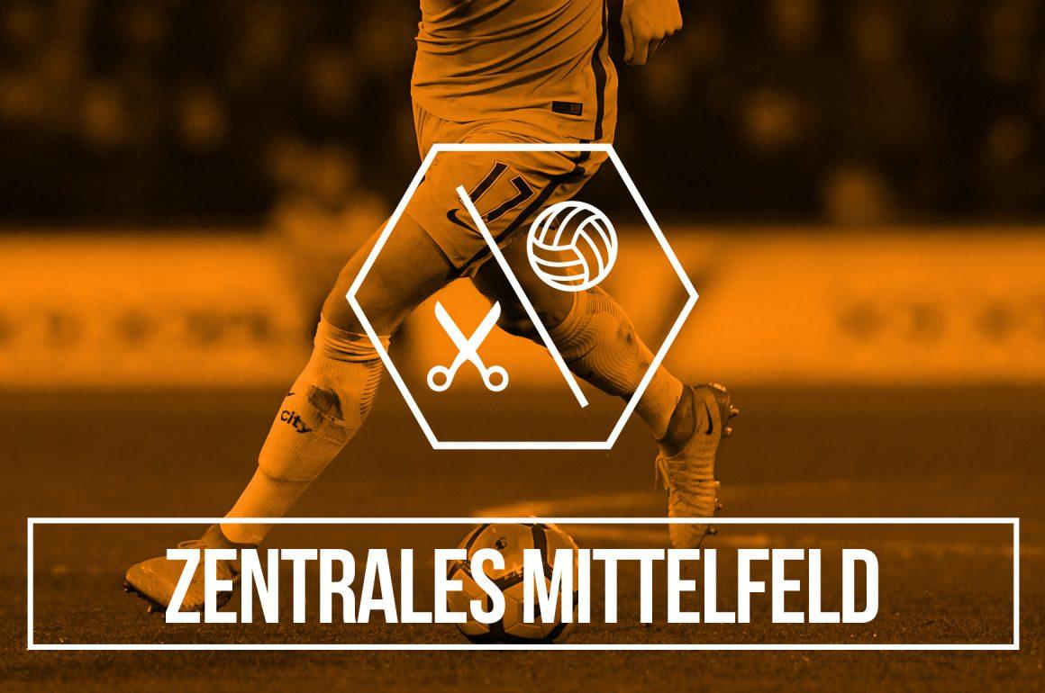 DIE BESTEN TALENTE UNTER 20 – ZENTRALES MITTELFELD
