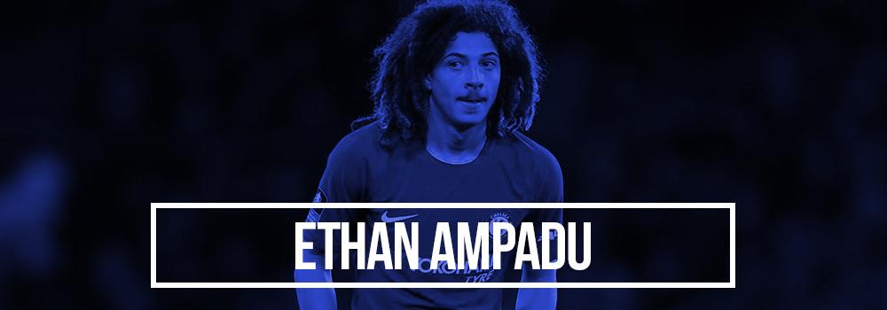 Ethan Ampadu Porträt