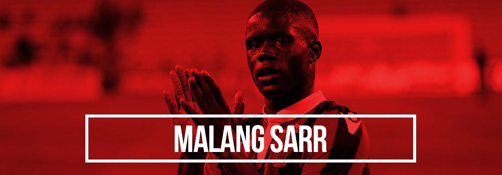 Malang Sarr Porträt