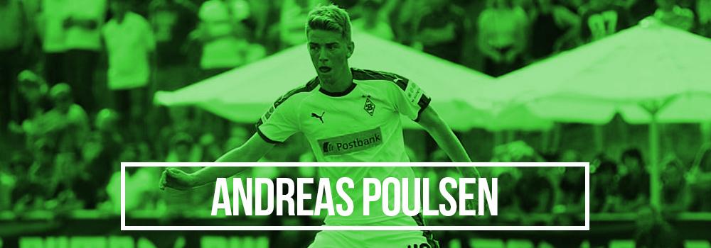 Andreas Poulsen Porträt