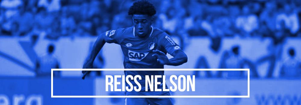 Reiss Nelson Porträt