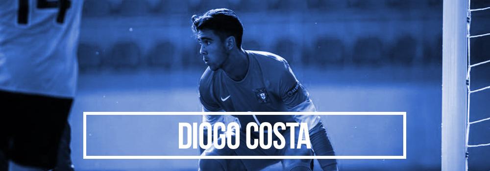 Diogo Costa Porträt