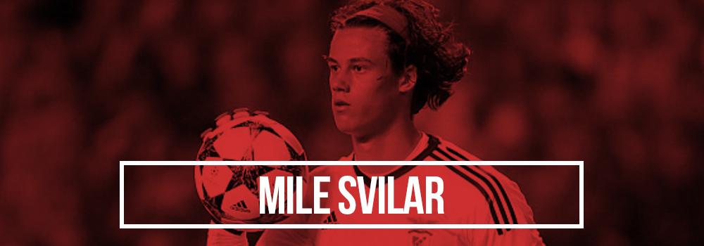Mile Svilar Porträt