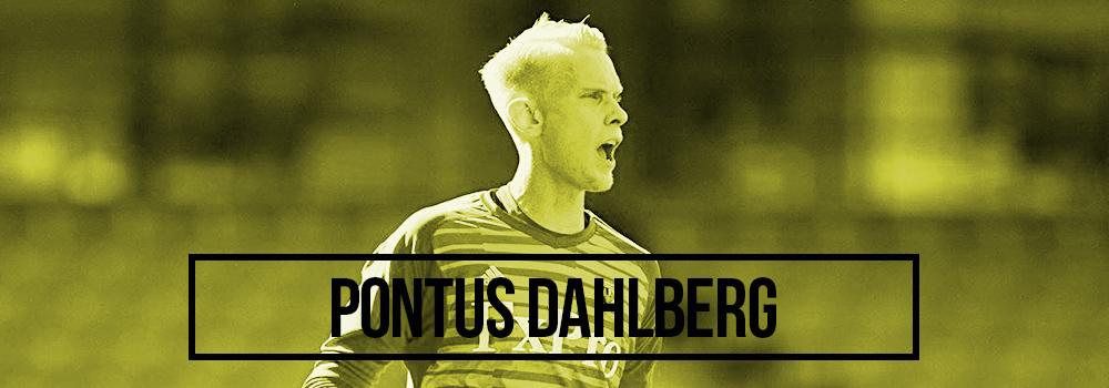 Pontus Dahlberg Porträt