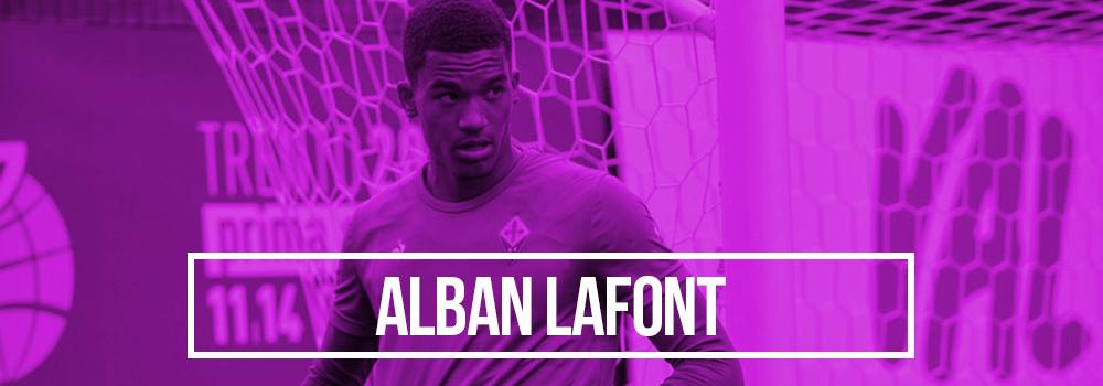 Alban Lafont Porträt