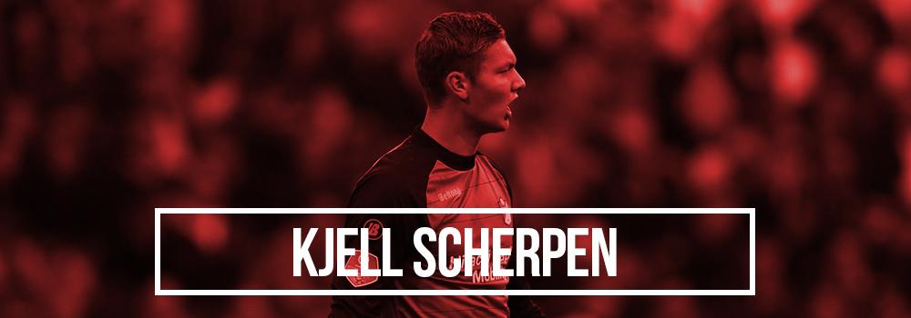 Kjell Scherpen Porträt