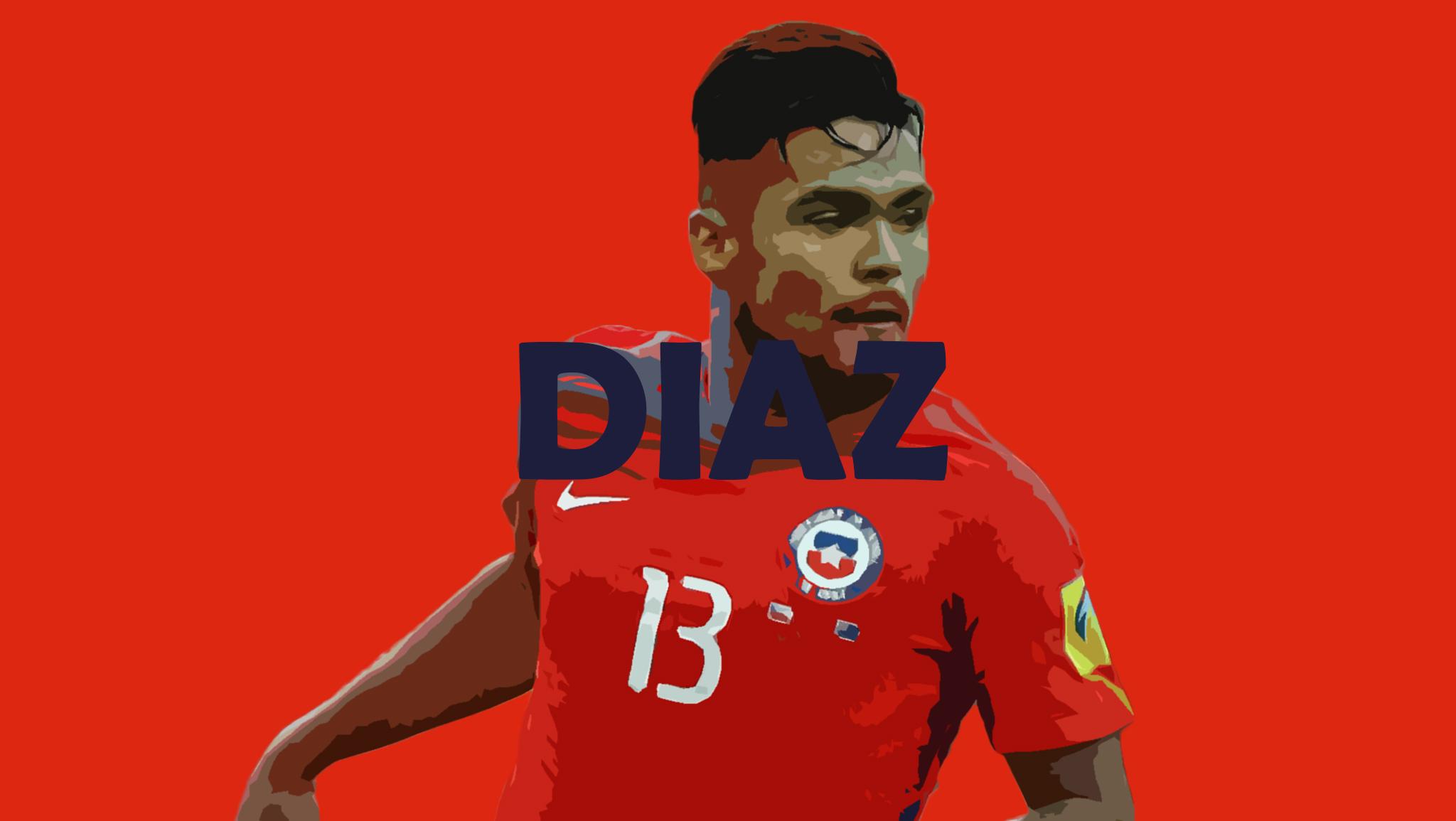 Paulo Diaz Chile