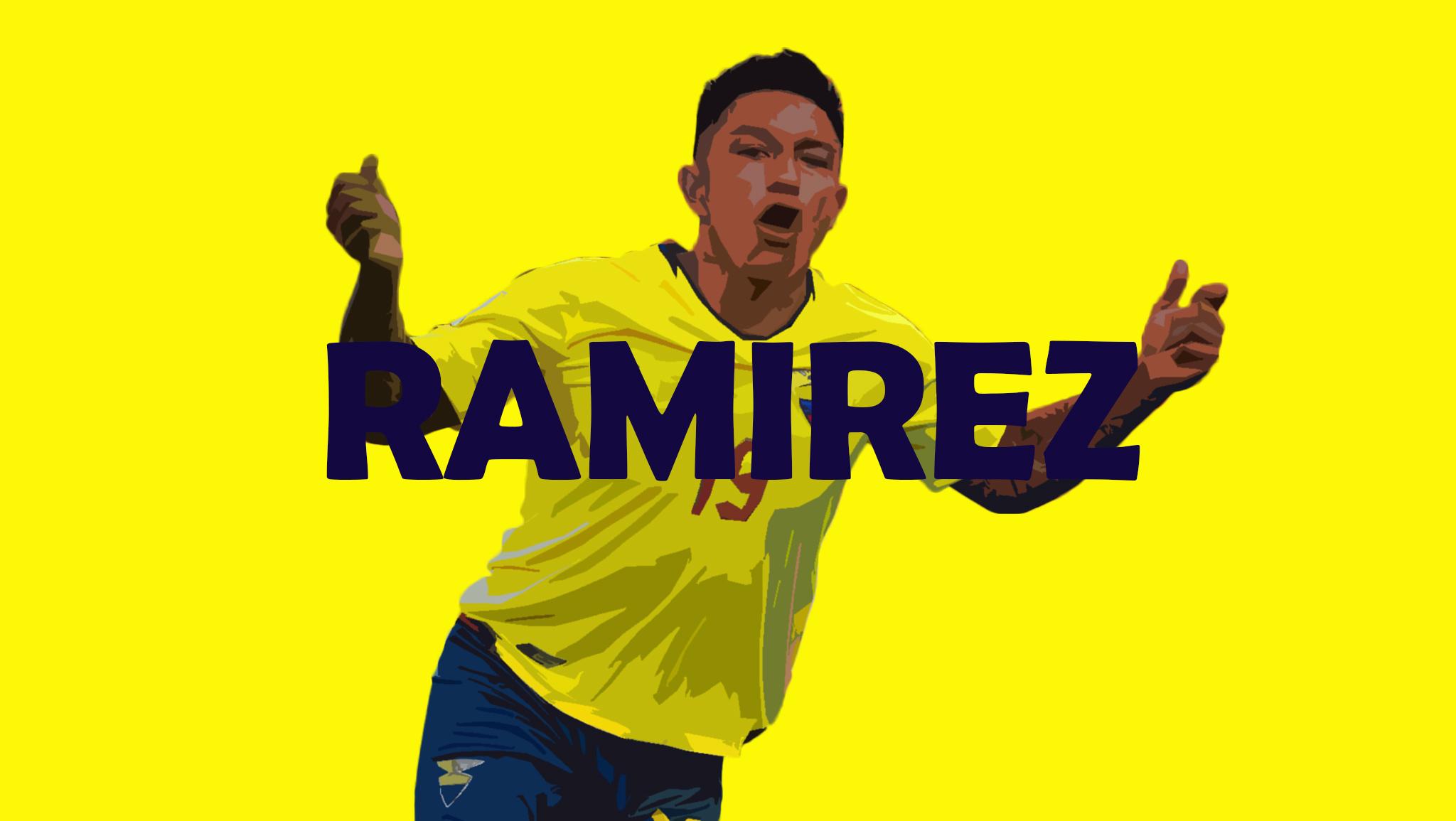 Cristian Ramirez Ecuador