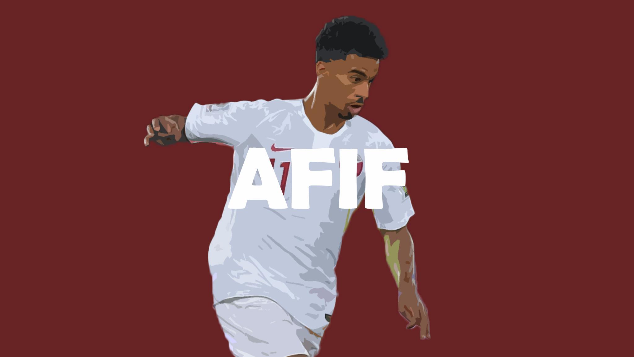 Akram Afif Katar