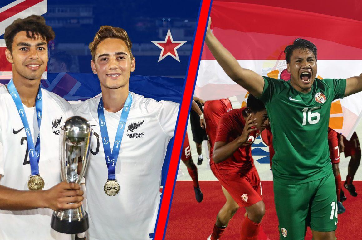 TAHITI & NEUSEELAND BEI DER U20-WM 2019