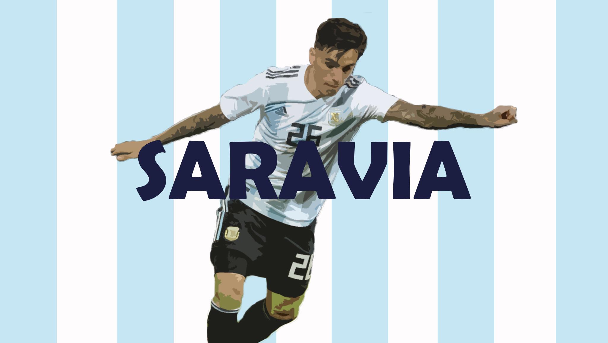 Saravia Porträt