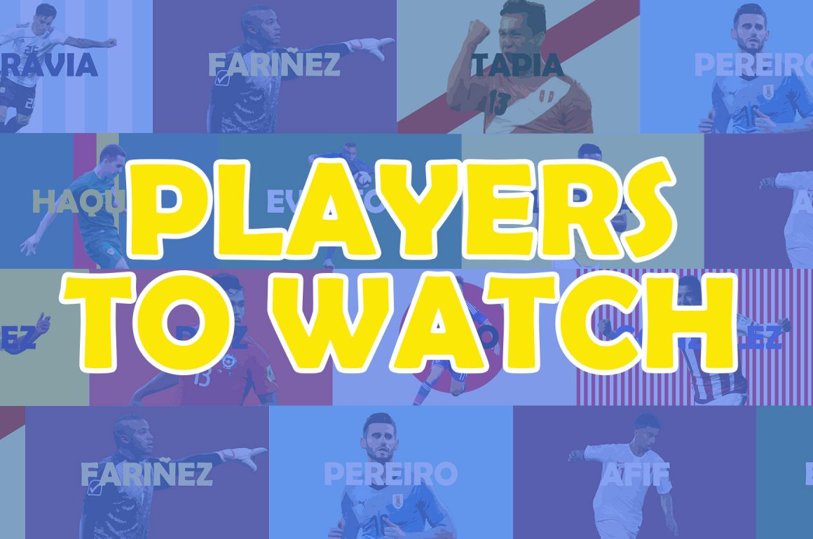 COPA AMERICA 2019 – DIE PLAYERS TO WATCH