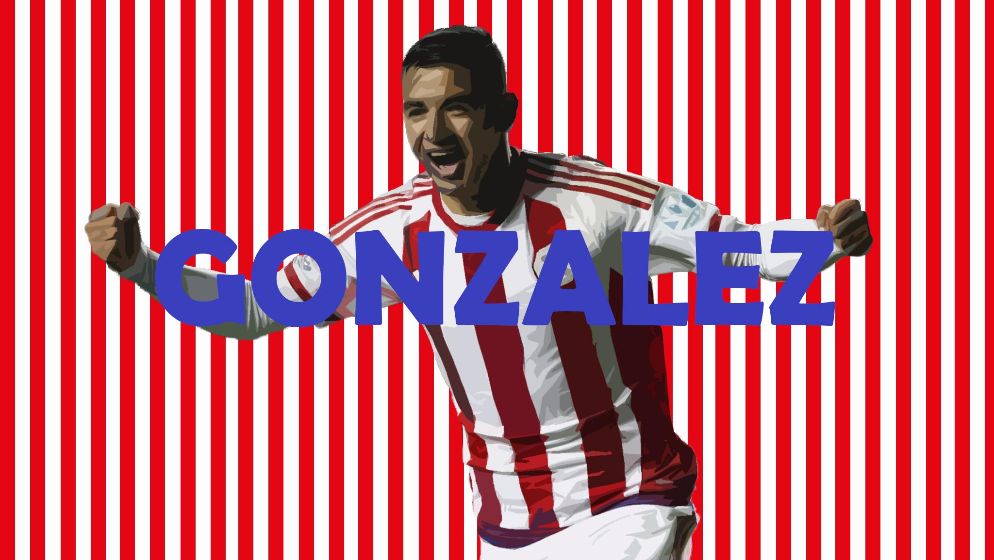 Derlis Gonzalez Paraguay