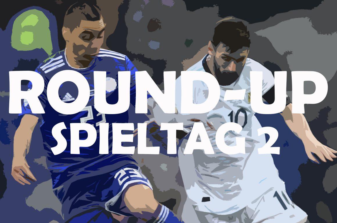 COPA AMERICA 2019 – ROUND-UP: 2. SPIELTAG