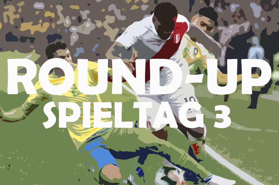 COPA AMERICA 2019 – ROUND-UP: 3. SPIELTAG