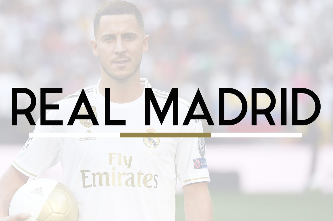 SAISONVORSCHAU 2019/20: REAL MADRID