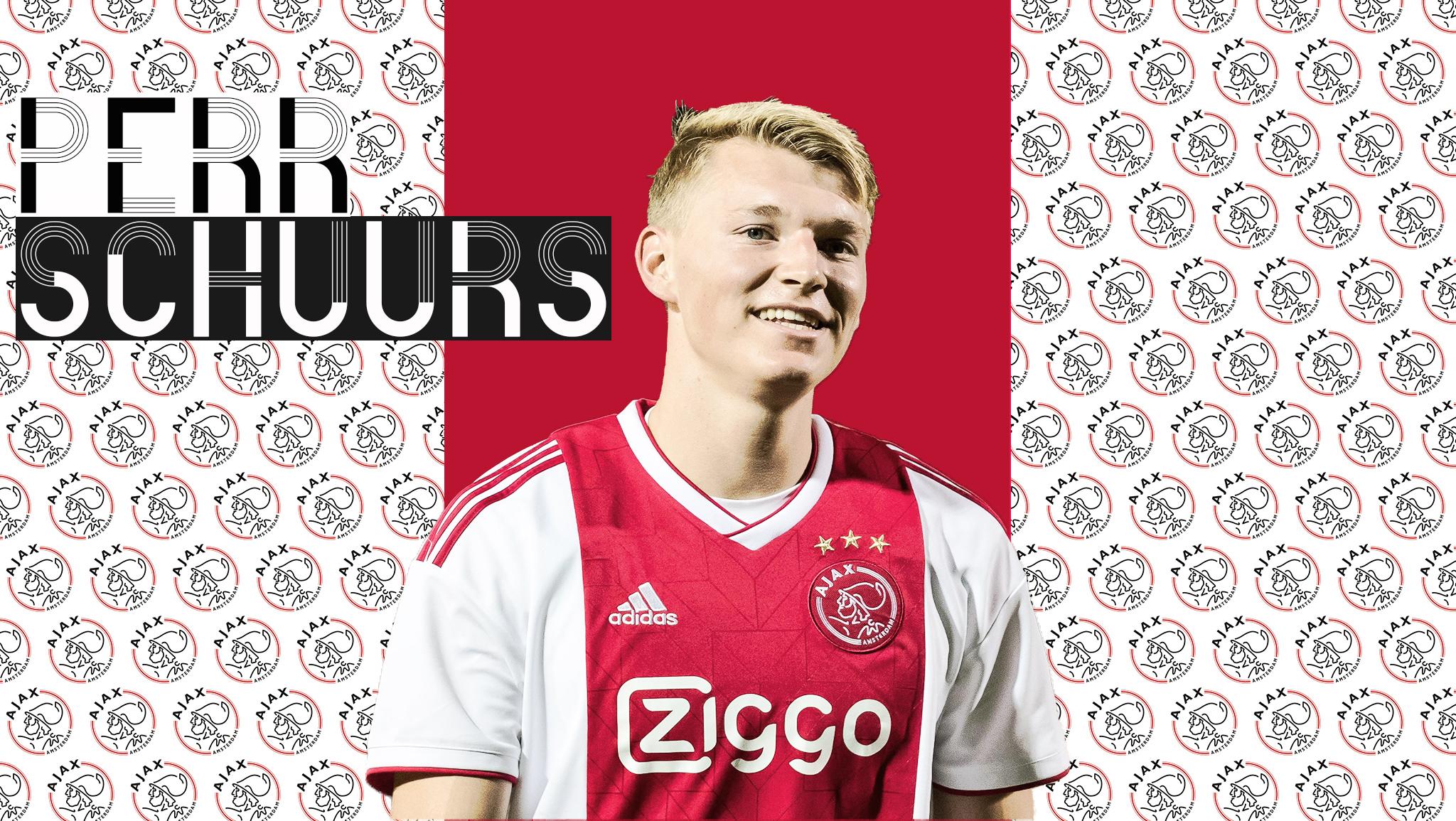 Perr Schuurs Ajax