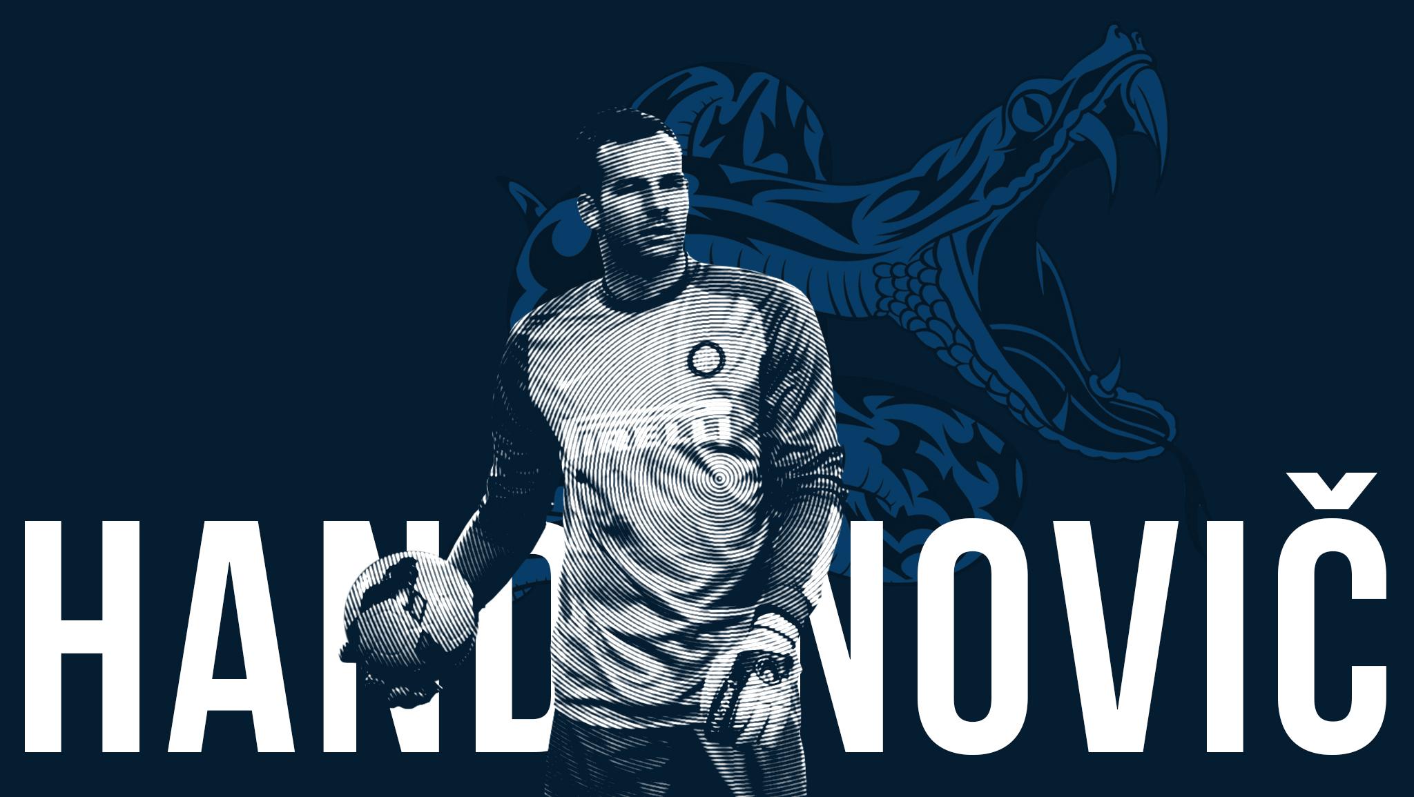 Handanovic Torwart Inter Mailand