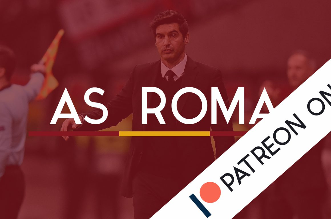 SAISONVORSCHAU 2019/20: AS ROMA