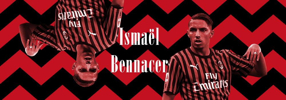 Ismael Bennacer Porträt