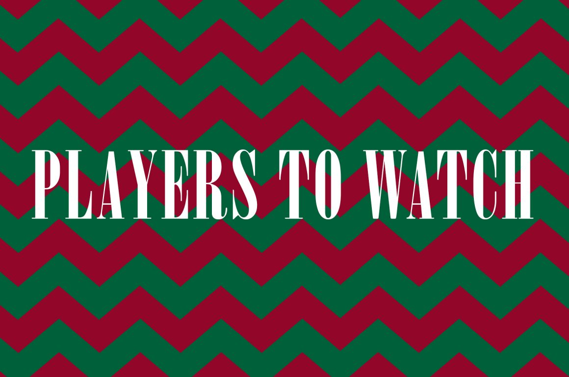 PLAYERS TO WATCH 2019/20