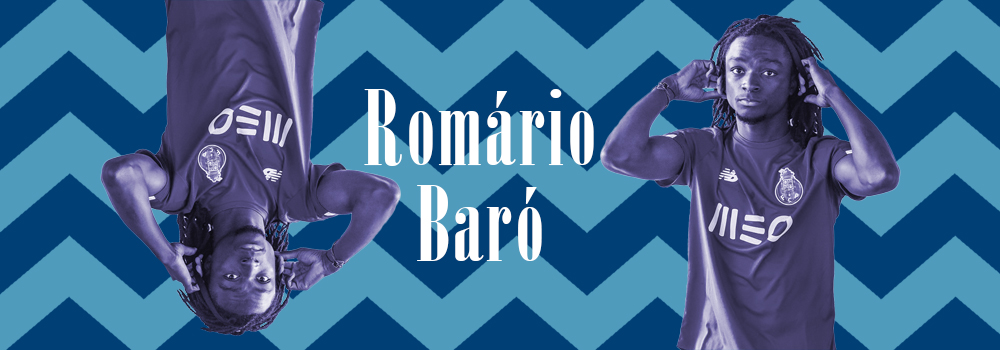 Romario Baro Porträt