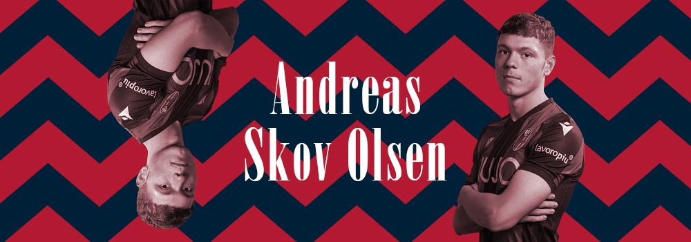 Skov Olsen Porträt