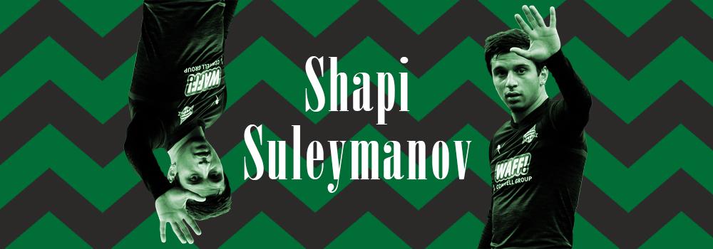 Shapi Suleymanov Porträt