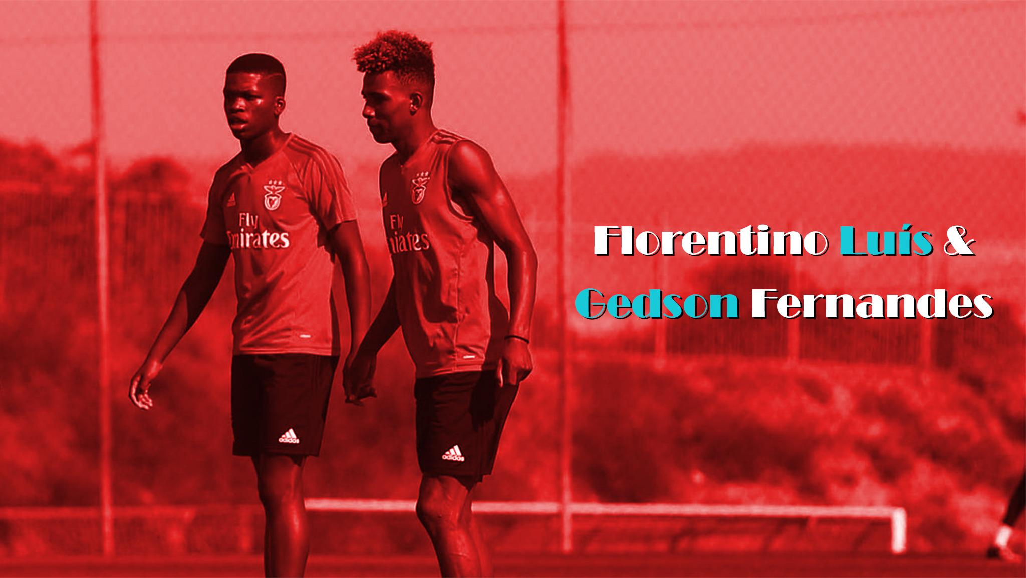 Gedson Fernandes Florentino Benfica