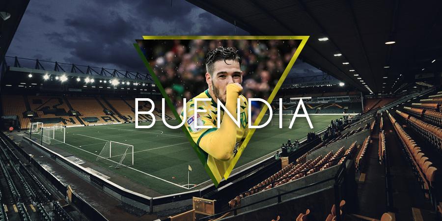 Emiliano Buendia Porträt