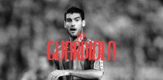 Guardiola als Spieler