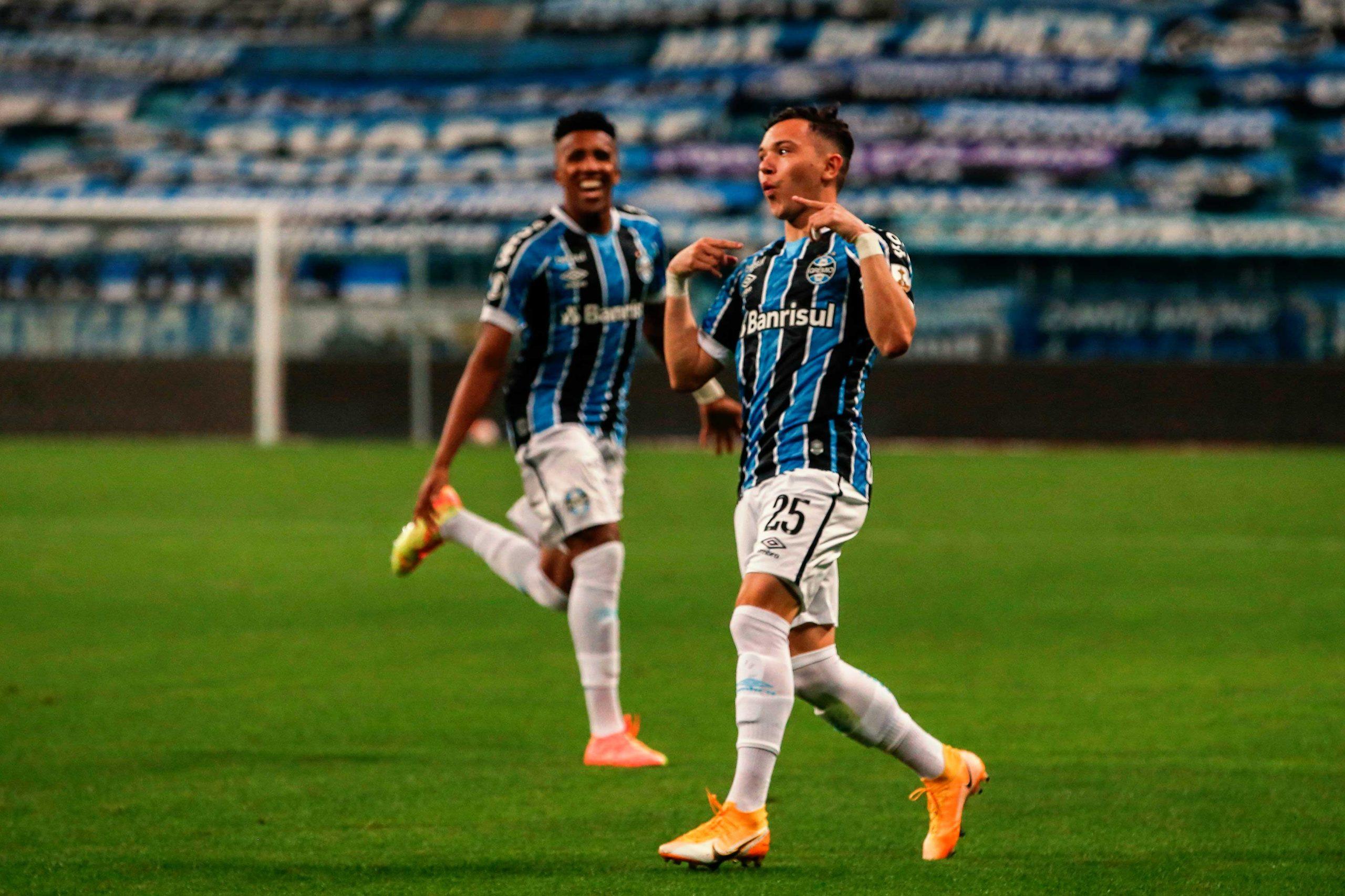Pepê Grêmio Analysis