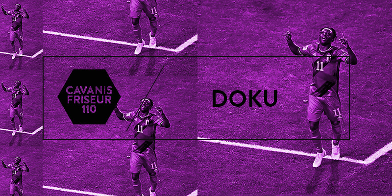 Jeremy Doku Fifa