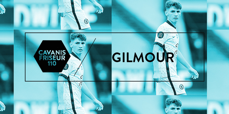 Billy Gilmour Wallpaper