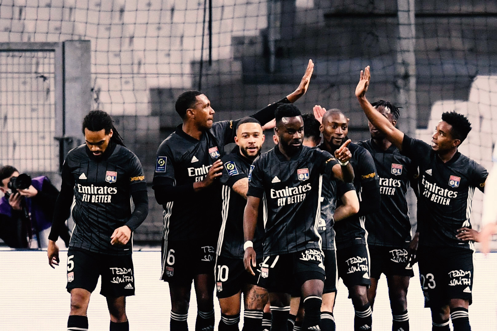 Olympique Lyon Taktik