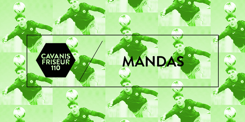 Christos Mandas Analyse