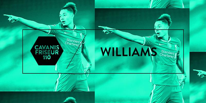 Rhys Williams Analyse